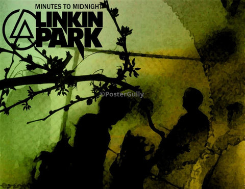 PosterGully Specials, Linkin Park | Minutes to Midnight, - PosterGully