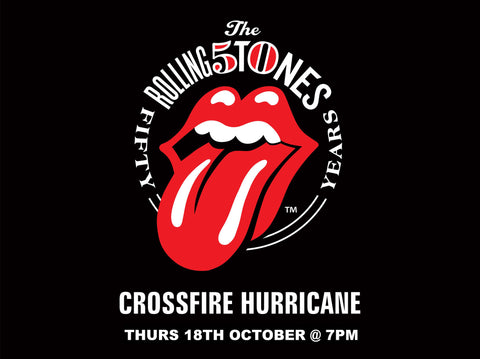 PosterGully Specials, The Rolling Stones | Crossfire Hurricane, - PosterGully