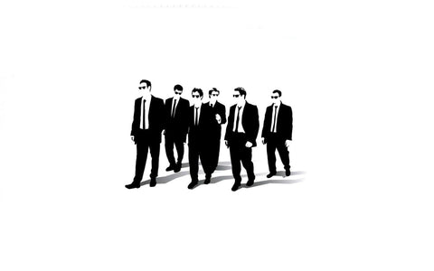 PosterGully Specials, Reservoir Dogs | Minimal Art, - PosterGully