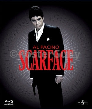 PosterGully Specials, Al Pacino in The Scarface, - PosterGully