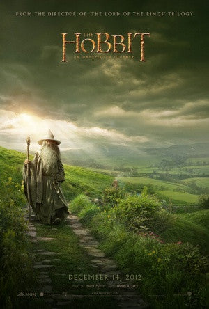 PosterGully Specials, The Hobbit, - PosterGully