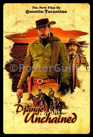 PosterGully Specials, Django Unchained | Jamie Foxx, - PosterGully