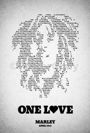 PosterGully Specials, Marley | One Love, - PosterGully