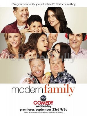 PosterGully Specials, Modern Family, - PosterGully