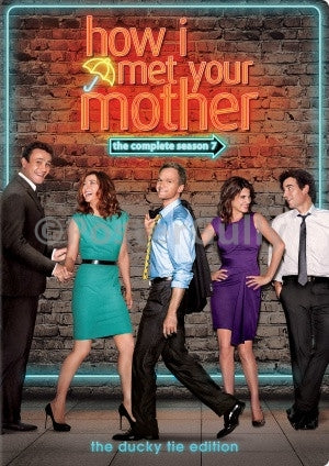 PosterGully Specials, How I Met Your Mother | Season 7, - PosterGully