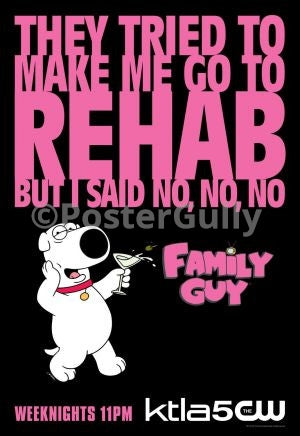 Wall Art, Family Guy | Brian Quote, - PosterGully