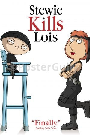 Wall Art, Family Guy | Stewie kills Lois, - PosterGully