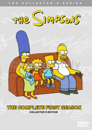 PosterGully Specials, The Simpsons | Season 1, - PosterGully