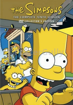 PosterGully Specials, The Simpsons | Season 10, - PosterGully