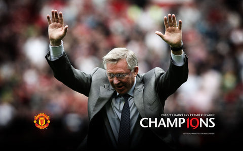 PosterGully Specials, Manchester United | Sir Alex Ferguson, - PosterGully