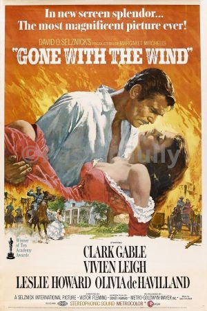 Wall Art, Gone With The Wind, - PosterGully