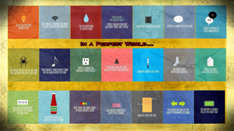 PosterGully Specials, The Perfect World, - PosterGully