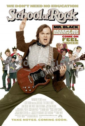 PosterGully Specials, School Of Rock, - PosterGully