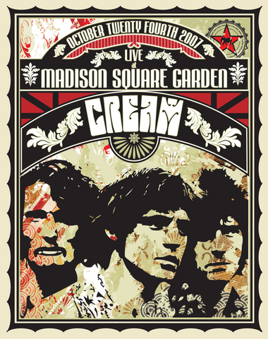 PosterGully Specials, Cream | Live in New York City, - PosterGully