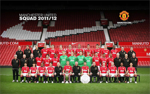 PosterGully Specials, Manchester United | Squad, - PosterGully