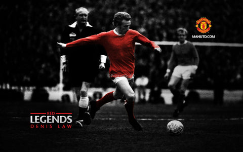 PosterGully Specials, Manchester United | The Legend, - PosterGully