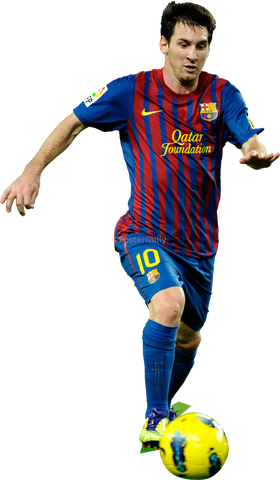 PosterGully Specials, Lionel Messi | Portrait, - PosterGully