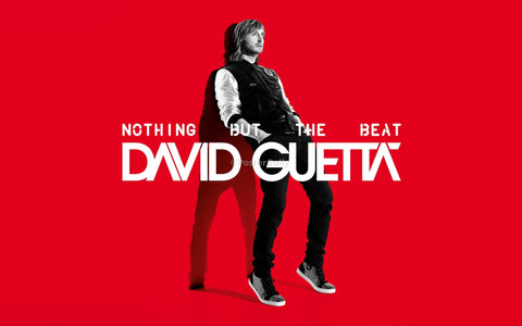 PosterGully Specials, David Guetta | Red, - PosterGully