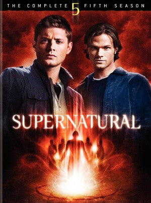 PosterGully Specials, Supernatural | Season 5, - PosterGully