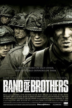 PosterGully Specials, Band Of Brothers | HBO Series, - PosterGully