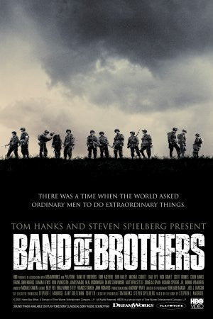PosterGully Specials, Band Of Brothers, - PosterGully