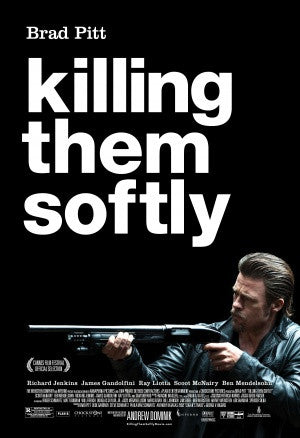 PosterGully Specials, Brad Pitt | Killing Them Softly, - PosterGully