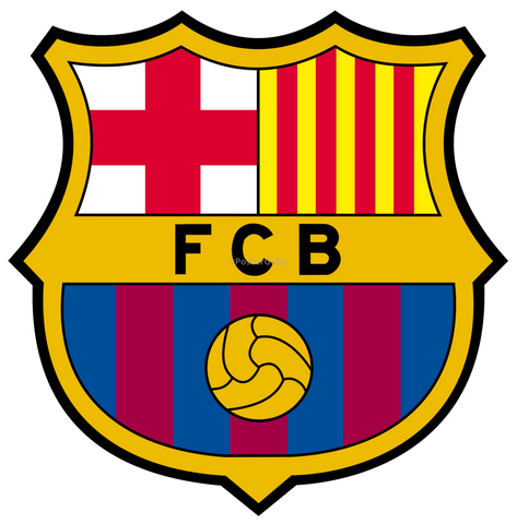 PosterGully Specials, F.C Barcelona Crest, - PosterGully