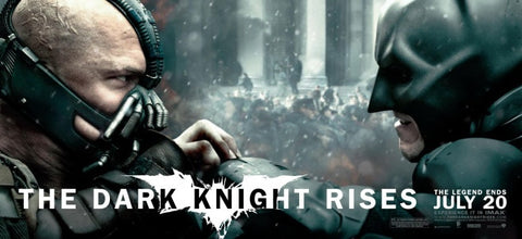PosterGully Specials, The Dark Knight Rises| Batman & Bane, - PosterGully