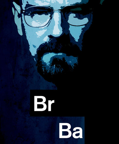 PosterGully Specials, Breaking Bad | Br. Ba., - PosterGully