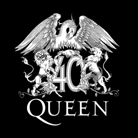 PosterGully Specials, Queen | Celebrating 40 Years, - PosterGully