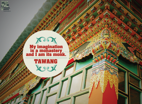 PosterGully Specials, Tawang. Pride of the North East., - PosterGully