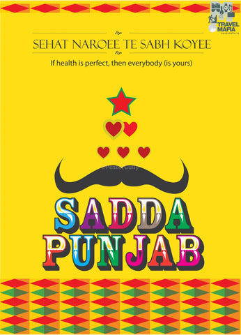 PosterGully Specials, Sadda Punjab, - PosterGully