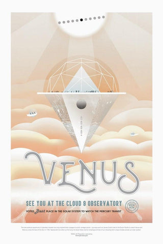 PosterGully Specials, Venus | Nasa Posters, - PosterGully