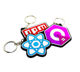 Developer Keychain Set