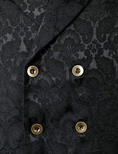 Load image into Gallery viewer, Jacquard Brocade Tailcoat