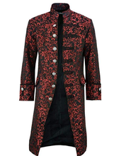 Load image into Gallery viewer, Steampunk Victorian Frock Coat