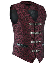 Load image into Gallery viewer, Gothic Steampunk Vest