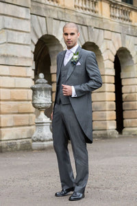 Mens Three Piece Long Tail Tuxedo