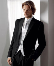 Load image into Gallery viewer, 3 PCS Black Tuxedo