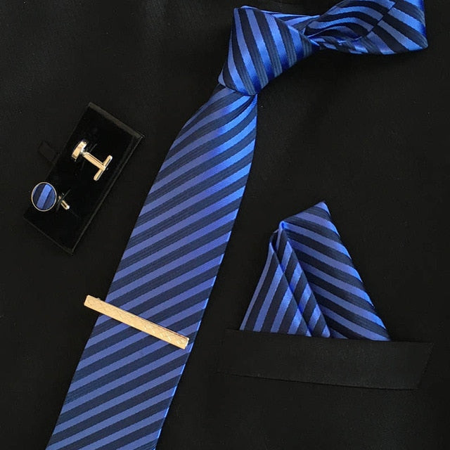 Mens Silk Tie Sets
