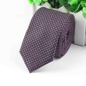 Fashion Cotton Formal Ties