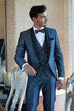 Load image into Gallery viewer, Navy Blue Customized Tuxedo