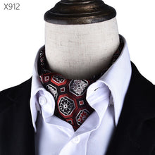 Load image into Gallery viewer, Mens Vintage Cravat Ascot
