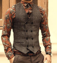 Load image into Gallery viewer, Men Formal Vest