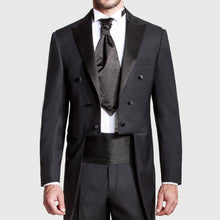 Load image into Gallery viewer, Custom Made Peaked Lapel Suit (Jacket+Pant)