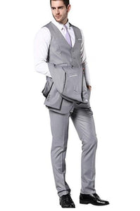 Mens Casual 3 Piece Suit