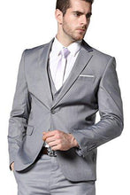 Load image into Gallery viewer, Mens Casual 3 Piece Suit