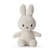 Miffy Plush - Miffy Sitting Terry Cream (33cm)