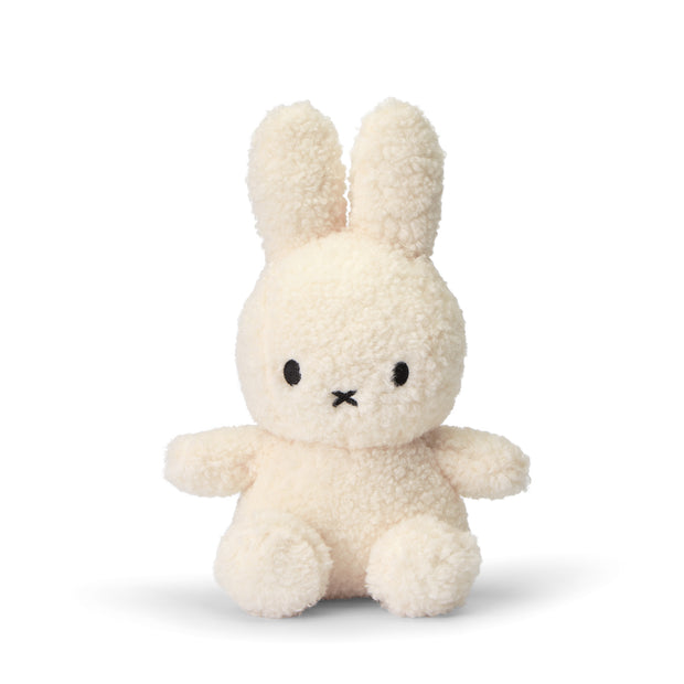 Miffy Plush - Eco Collection Miffy Sitting Teddy Cream (23cm)