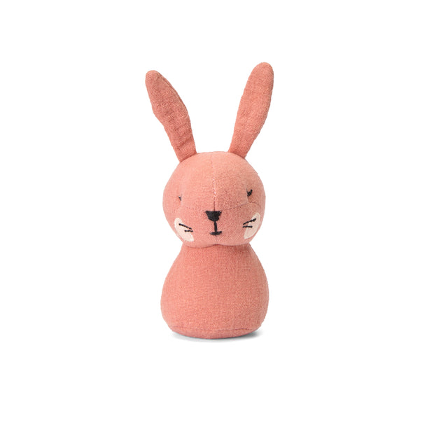 Picca Loulou - Mini Rattle Rabbit (10cm)